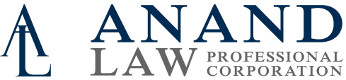 ANAND LAW, PC Logo